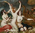 The Sirens and Ulysses by William Etty, 1837 (Sirens).jpg