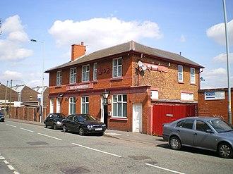 Monmore Green - The Summerhouse pub, Monmore Green