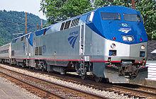 Train Travel In Usa Wiki