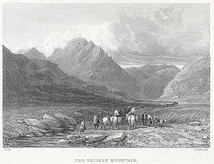 The Trifaen Mountain