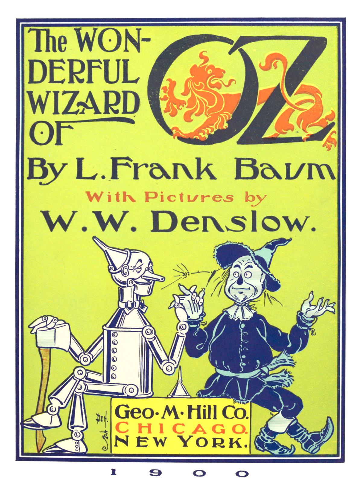 The Wonderful Wizard of Oz - Wikipedia