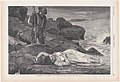 "The Wreck of the ""Atlantic"" – Cast Up by the Sea – Drawn by Winslow Homer (Harper's Weekly, Vol. XVII) MET DP875363.jpg"