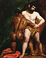 The Wrestlers by William Etty YORAG 89.JPG