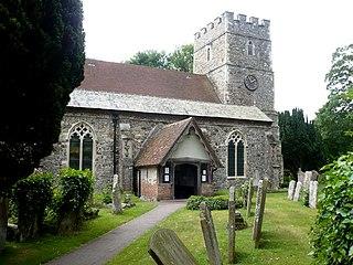 St Nicholas Church, Sturry Church in Kent, England