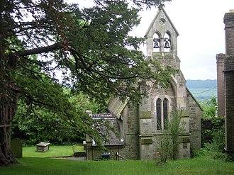 Church Preen - Image: The church of St John the Baptist at Preen Manor geograph.org.uk 821187