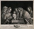 The circumcision of Christ. Engraving by P.G.A. Beljambe aft Wellcome V0034643.jpg
