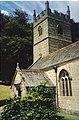 The rear of the church, Lanhydrocks - geograph.org.uk - 250438.jpg