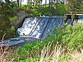 The sluice at Garlogie Dam - geograph.org.uk - 521586.jpg