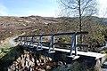 The small bridge over the Allt a' Choire Odhair-mhoir - geograph.org.uk - 526465.jpg