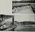 The waters of a new Lake Spaulding, 1914.jpg