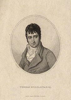 Thomas Gilliland British writer on the theatre