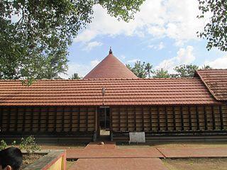Thrikkakkara Neighbourhood in Ernakulam, Kerala, India