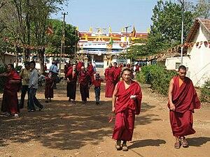 Hunsur - Tibetan Monastery, Hunsur