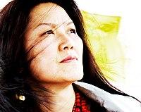 Tibetan singer Namgyal Lhamo in 2006.jpg