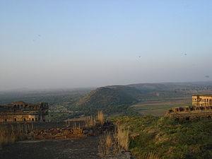 Tijara - Tijara fort, now a heritage hotel