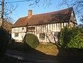 Timbered house, The Street, Great Bricett - geograph.org.uk - 1071470.jpg