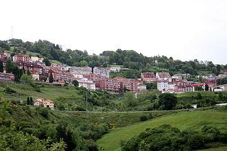 Tineo - View of Tineo