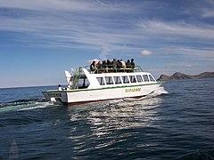 Titicaca tourist boat.jpg
