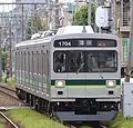 Tokyu 1000kei tamagawa line.JPG