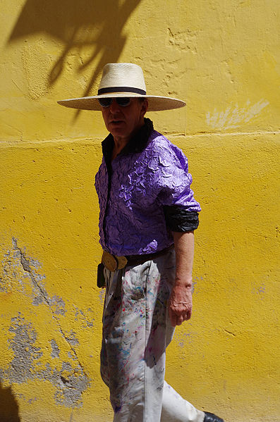 File:Toller Cranston in San Miguel de Allende. 2013. Photo by Andrew Osta.jpg