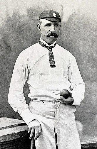 Tom Emmett - Image: Tom Emmett c 1895