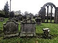 Tombstones for Lee's Church of St Mary Middleton in Teesdale.jpg