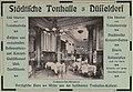 Tonhallen-Café-Restaurant, Städtische Tonhalle, Ecke Schadow- und Tonhallenstraße, Düsseldorf, 1905.jpg