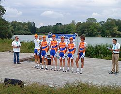 Image illustrative de l'article Équipe cycliste Rabobank Development