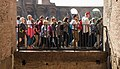 Tourists in Colosseum Rome.jpg