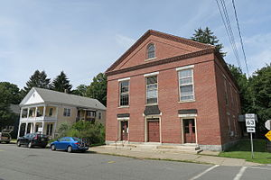Montague, Massachusetts - Old Town Hall