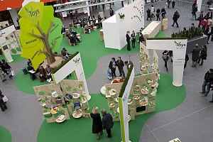 Nuremberg International Toy Fair - Toys go Green!