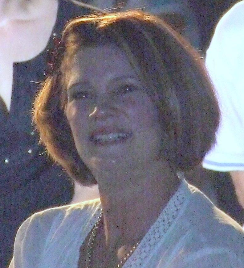 Tracey Wickham