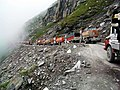 Traffic jam on the Rohtang Pass between Manali and Spiti.jpg