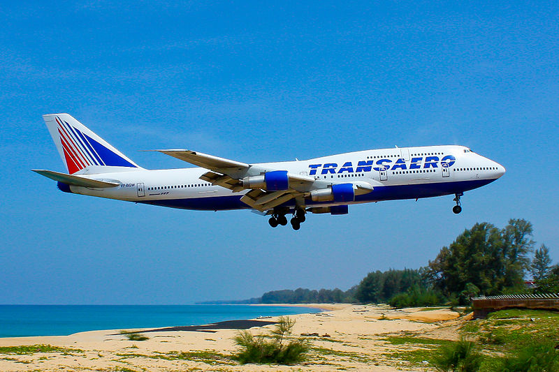 File:Transaero Airlines B747-300SR VP-BGW.jpg