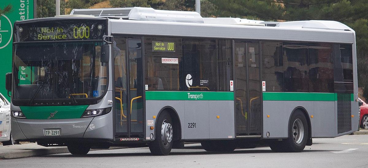 Low Floor Bus Wikipedia