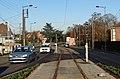 Travaux de la branche vers Vieux-Condé de la ligne B du tramway de Valenciennes en décembre 2013 (274).JPG