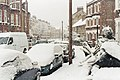 Tremadoc Road under snow - geograph.org.uk - 950670.jpg