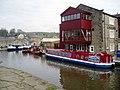 Trip boat at Skipton - geograph.org.uk - 873017.jpg