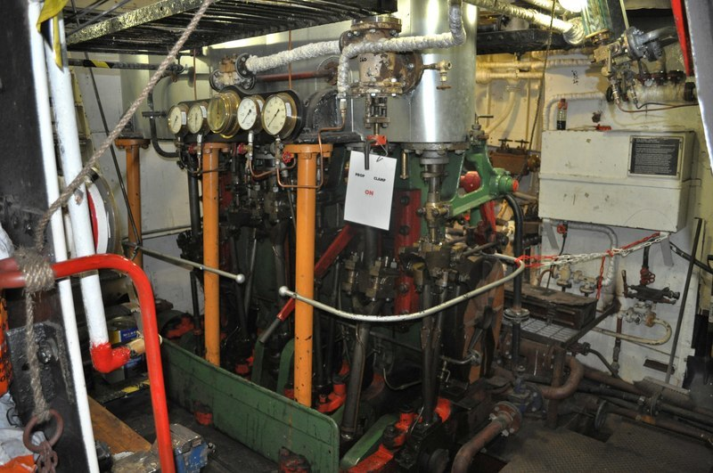 Triple Expansion Steam Engine