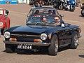 Triumph TR 6 dutch licence registration AE-62-64 pic1.JPG