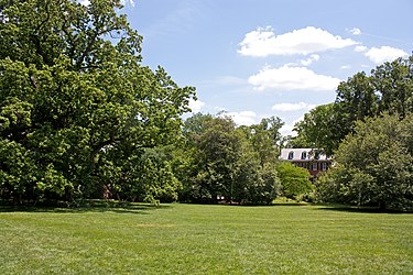 Tudor Place south lawn 2011.jpg