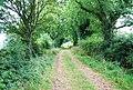 Tunbridge Wells Circular Path heads towards Forge Farm - geograph.org.uk - 1493112.jpg