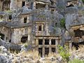 Turkey, Demre, Myra, Rock-cut tombs in Myra. - panoramio - Alx R.jpg