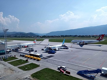 Sarajevo International Airport Wikiwand
