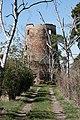 Turmwindmühlenrest Wulfen in Anhalt - Aufnahme und Copyright MEH Bergmann.jpg