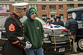 U.S. Marines march in the South Boston Allied War Veteran's Council St. Patrick's Day parade 150316-M-TG562-062.jpg