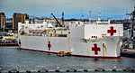 U.S. Naval Hospital Ship MERCY (T-AH-19) (25143467424).jpg