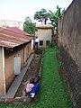 UDDT in middle class area in Kamokya, Kampala (4331539909).jpg
