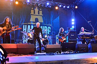 UFO (band) - Image: UFO – Hamburger Harley Days 2015 04
