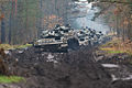 UK Warrior Armoured Fighting Vehicles on Exercise in Poland MOD 45158301.jpg